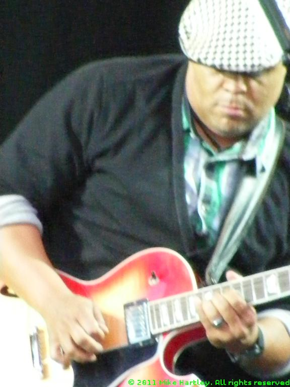 Israel Houghton @ The Big Church Day Out