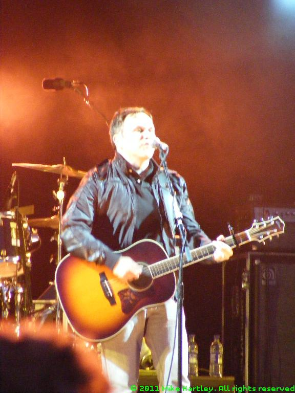 Matt Redman @ The Big Church Day Out 2011