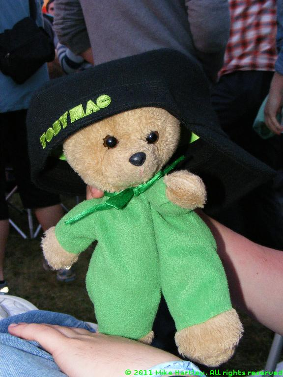 Mr Ted @ The Big Church Day Out 2011