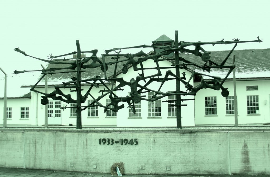 Sculpture_-_Dachau